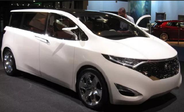 2020 Nissan Quest Concept