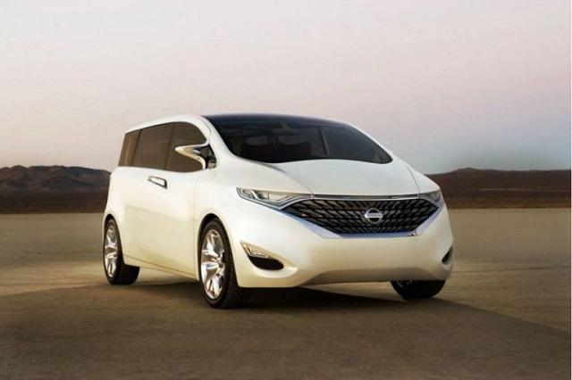 2020 Nissan Quest