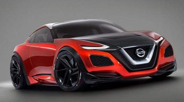 2020 Nissan Z35 front