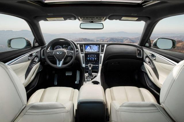 Q60 Interior