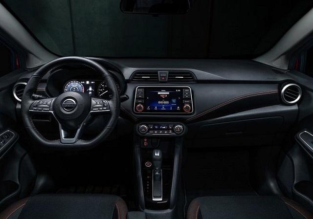 2020 Nissan Sunny Interior