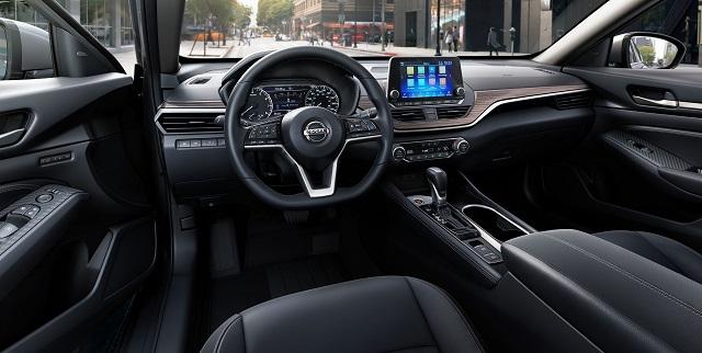 2020 Nissan Altima VC-Turbo Interior