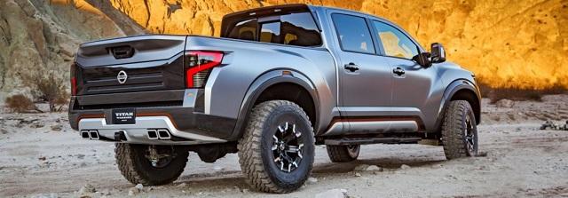 2020 Nissan Titan Warrior Specs Interior Diesel Release