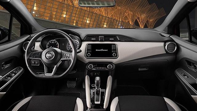 2021 Nissan Micra Interior