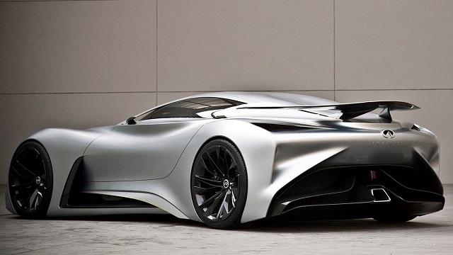 Infiniti Vision GT rear
