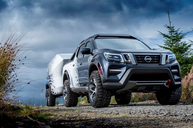 2021 nissan frontier comes with turbo engine  nissan and