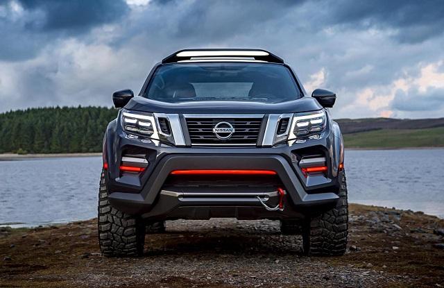 2021 Nissan Navara warrior