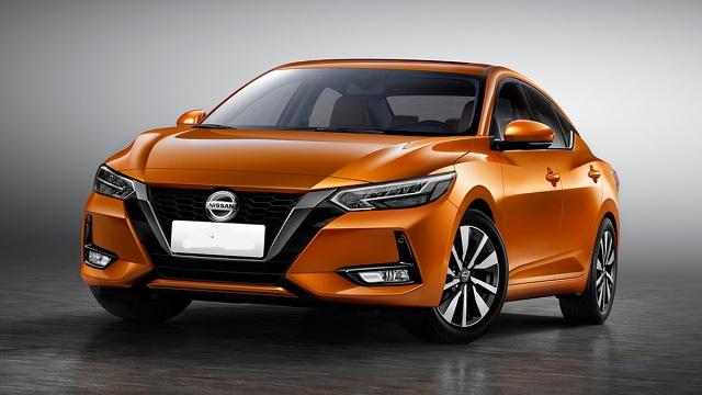 2021 Nissan Sentra price