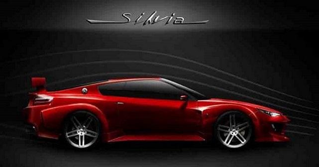 2021 Nissan Silvia comeback