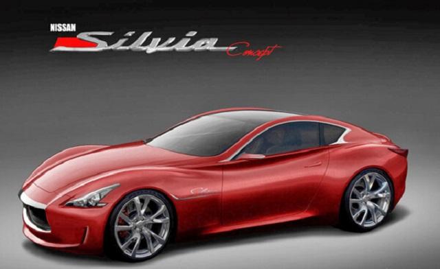 2021 Nissan Silvia concept