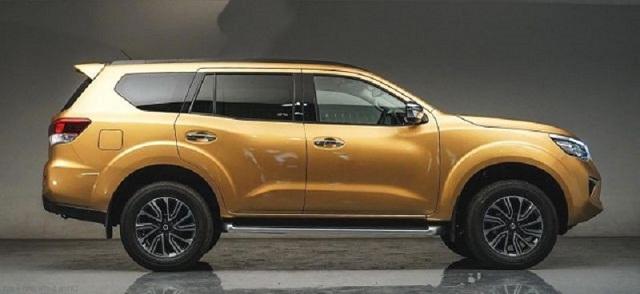 2021 Nissan Xterra release date