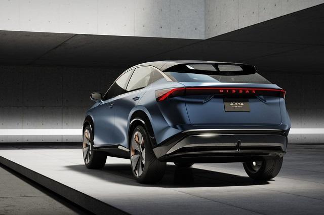 2021 Nissan Ariya concept