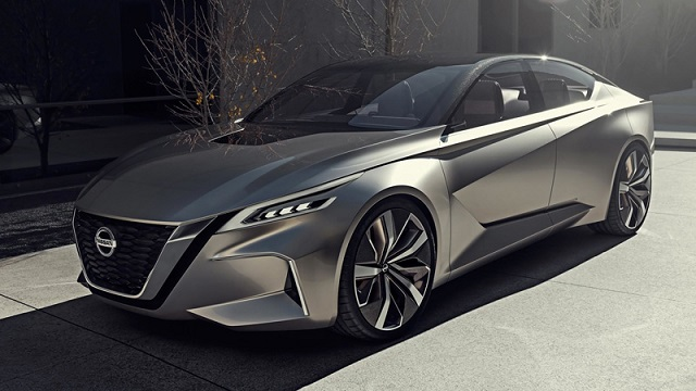 2021 nissan maxima redesign and the new vc engine