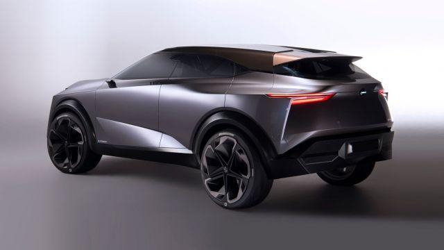 2021 Nissan Qashqai hybrid