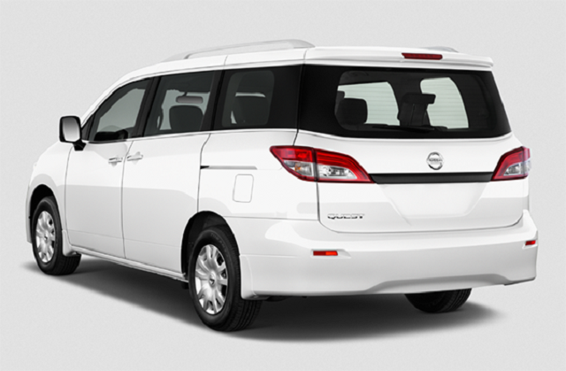 2021 Nissan Quest return