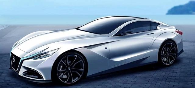 Nissan 400z Nismo concept