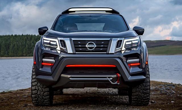 Next-Generation Nissan Frontier