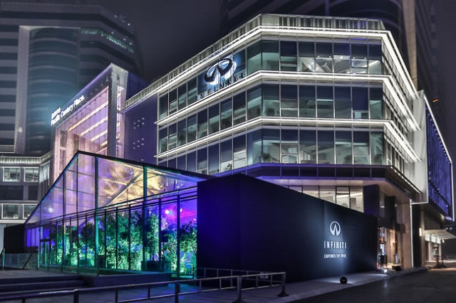 Infiniti Headquarters