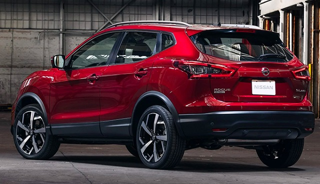 2021 Nissan Rogue Sport Redesign Is On The Way! - NISSAN ...