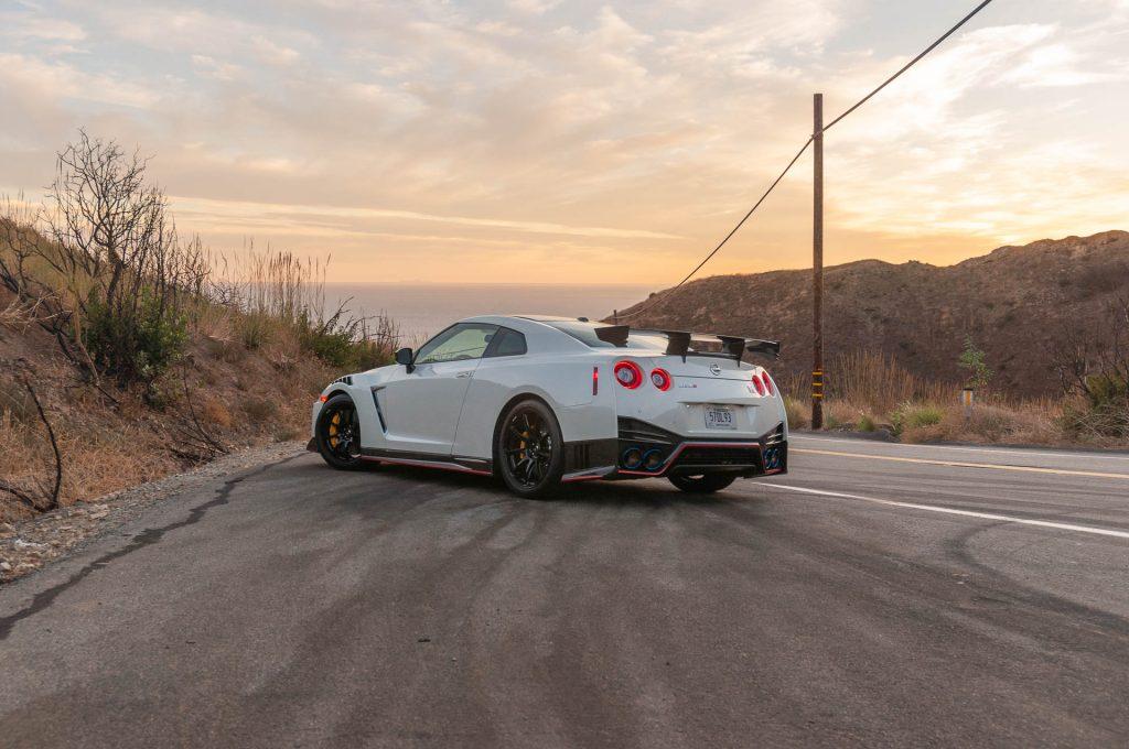 2022 Nissan GT-R Update