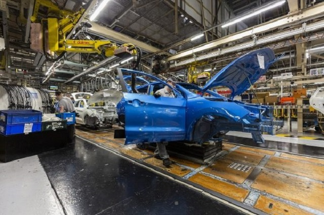 Nissan Sunderland Factory Suspension Extended