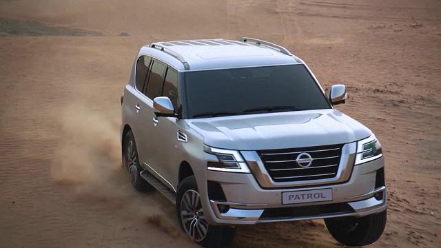 2022 Nissan Patrol Preview