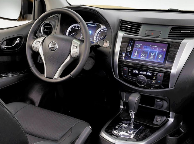 2022 Nissan Xterra Interior
