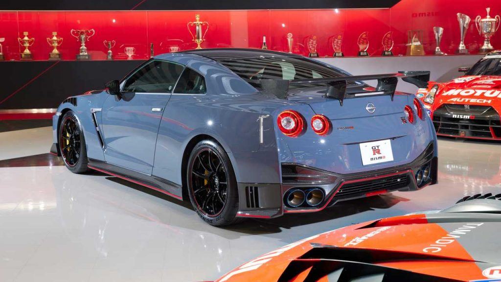 2022 Nissan GT-R Special Edition